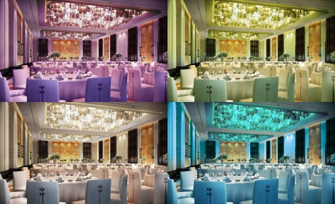 Marriott Hotel. Banquet Room