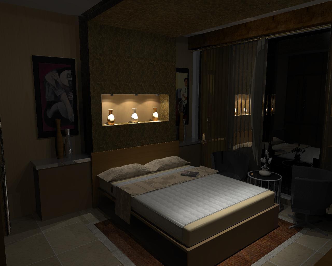 Interior Design Concept Nestorlazarte Rosales