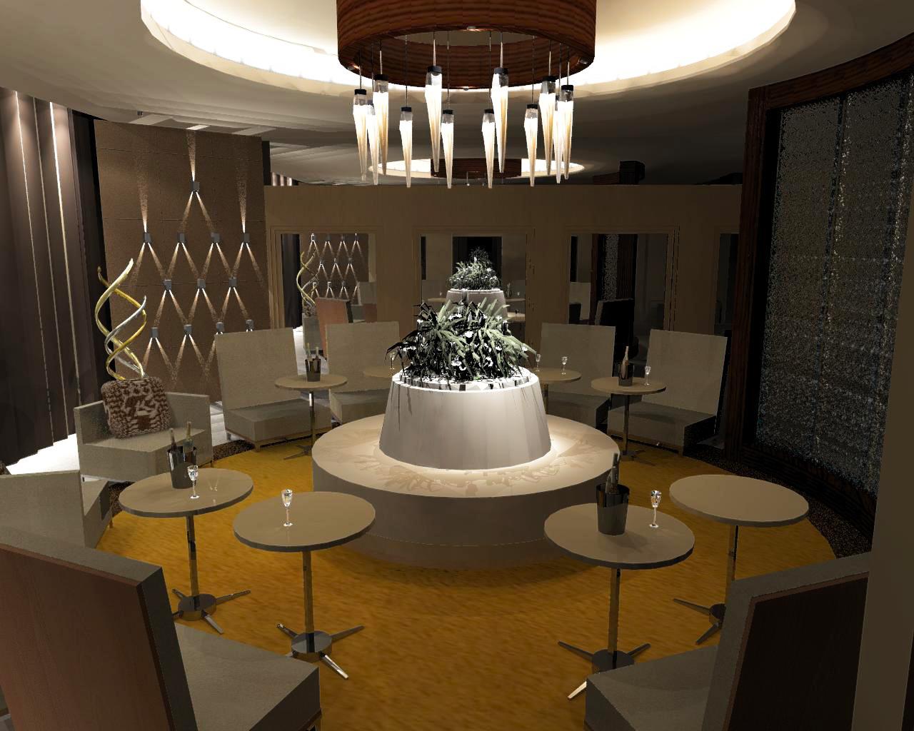 Interior design concept nestorlazarte rosales for Vip room interior design