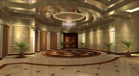 Main Hall Lobby